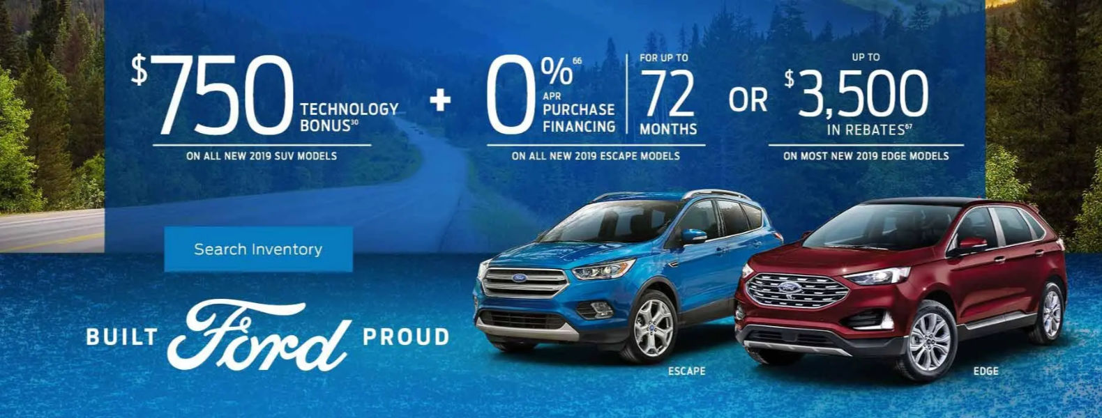 Ford SUV special Smiths Falls