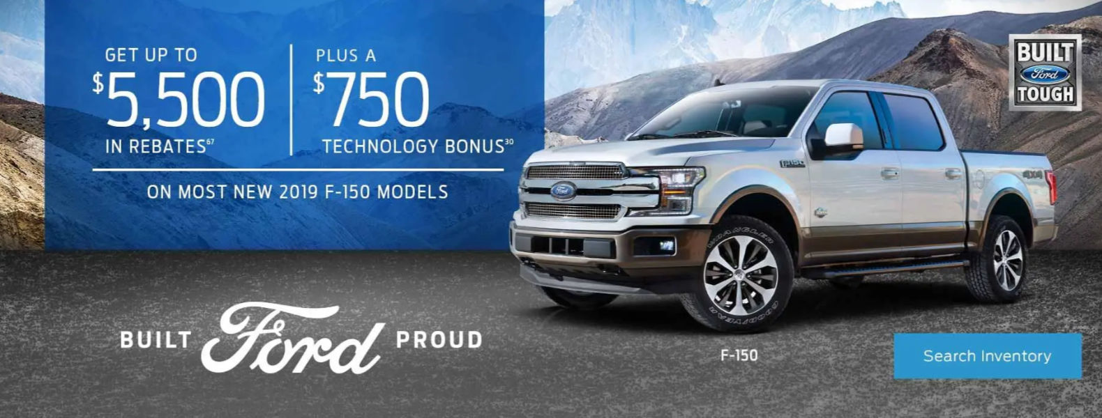 Ford F-150 special