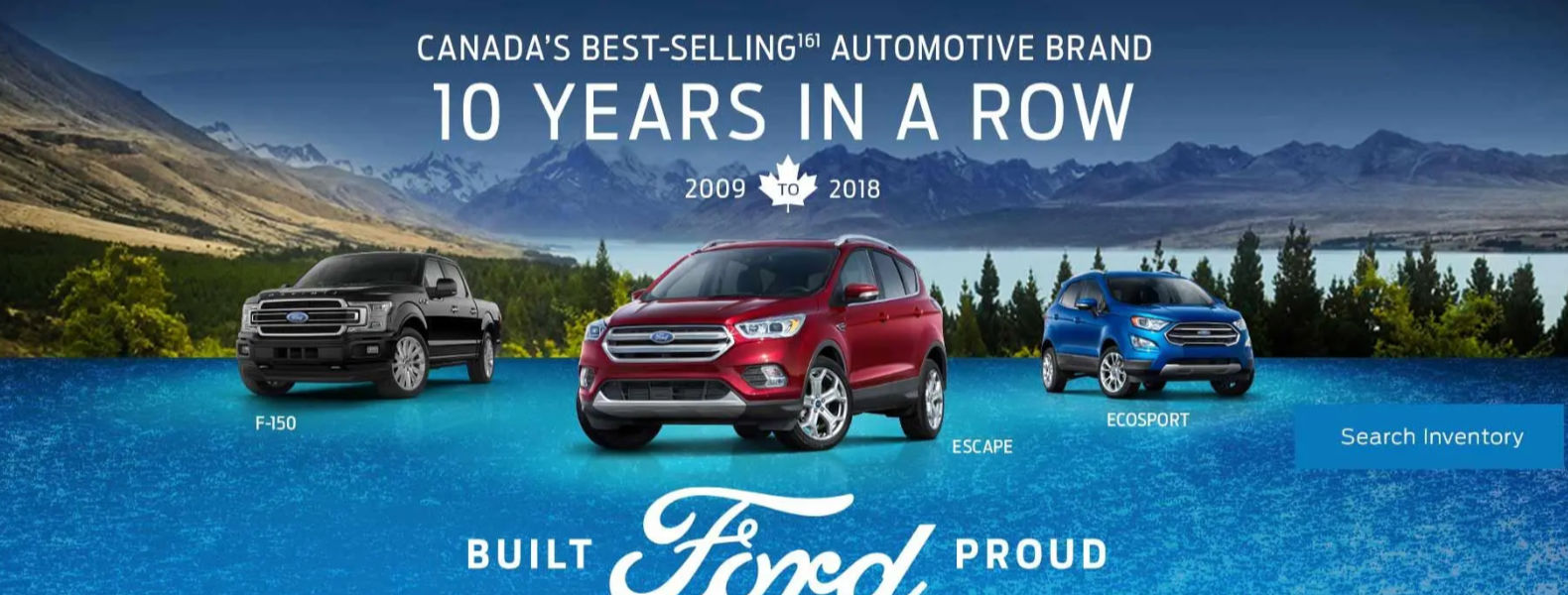 New Ford Dealer Smiths Falls
