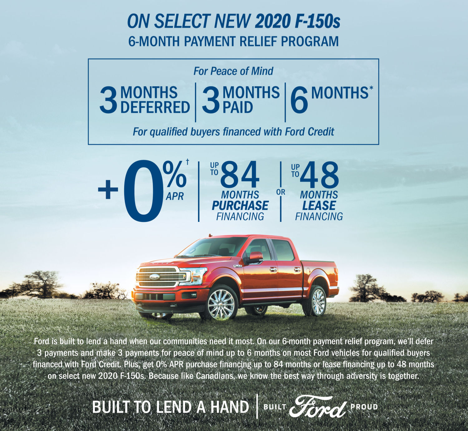 Ford Special Offer