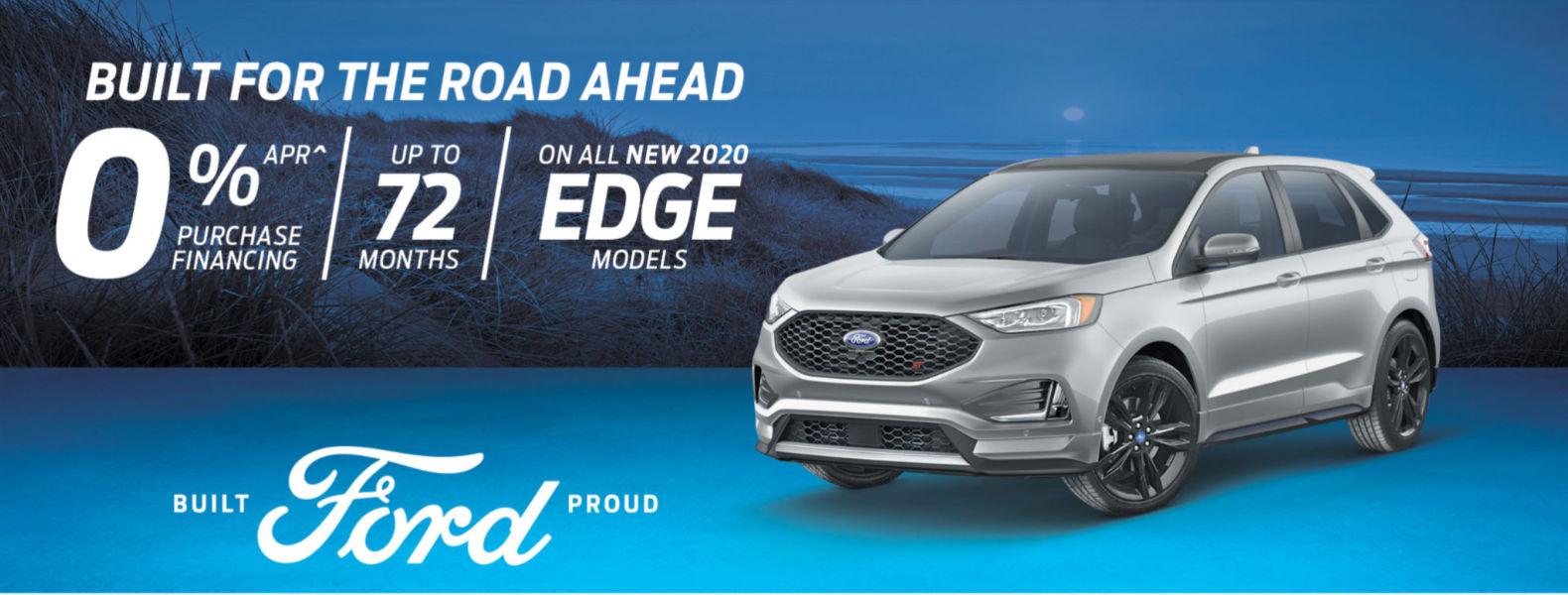 Ford edge deals
