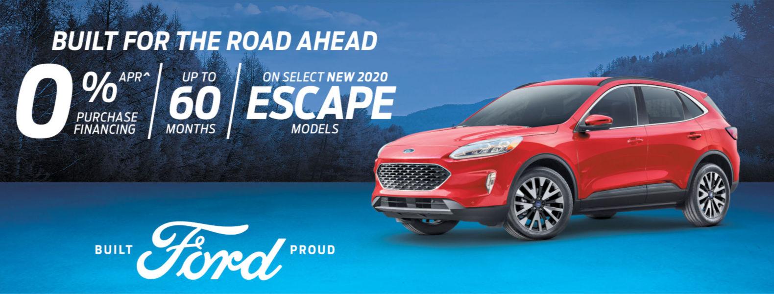 Ford escape deals