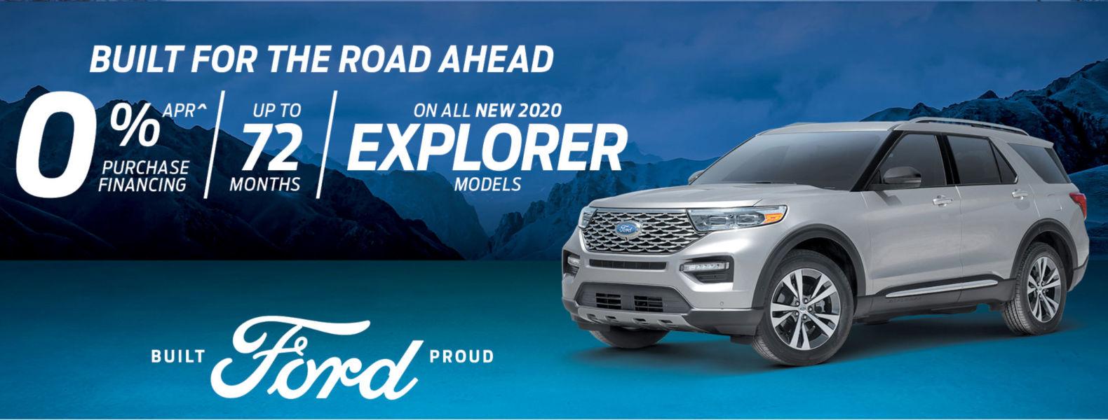 Ford explorer deals
