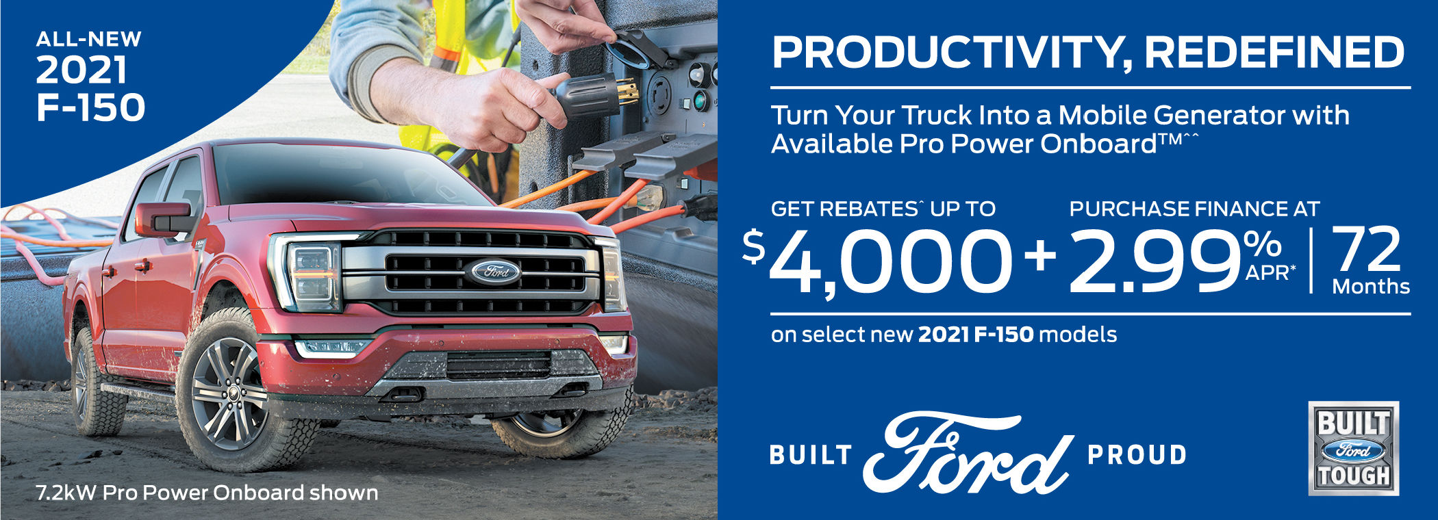Ford F-150 Special Offers