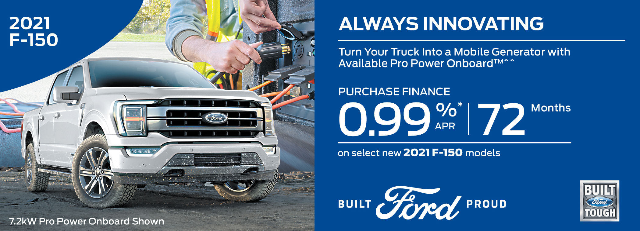 ford f-150 new